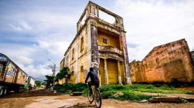 ¿Qué ha pasado con el edificio Mancini del Barrio Abajo?