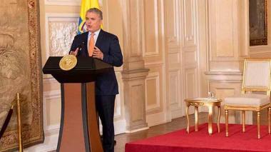 Duque al Consejo de Estado: los fallos se acatan, pero las fallas se corrigen