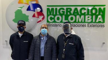 Reacciones tras la llegada de 'Jorge 40' a Colombia