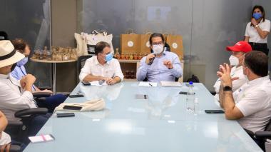 Minagricultura apoyará iniciativas del campo en Sincelejo