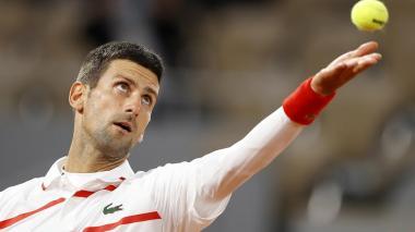 Novak Djokovic se perfila como uno de los favoritos para quedarse con el Roland Garros.