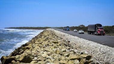 Magdalena: inversión en infraestructura vial