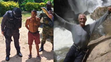 Alias Chuky acepta cargos por crimen de líder ambiental Alejandro Llinás