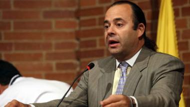 Luis Guillermo 'Luigi' Echeverri, exgerente de la campaña del presidente Iván Duque.
