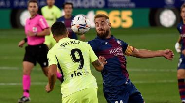 El Huesca frena la euforia del Atlético de Madrid