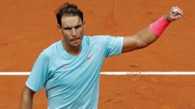 Rafael Nadal enfrentará a Stefano Travaglia en la tercera ronda del Roland Garros.