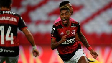 Flamengo se sacó la 'espina' con Independiente del Valle