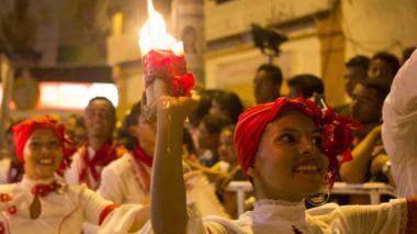 Octubre inicia a ritmo de gaita y cumbia con la 'Octava Cumbre Cumbiambera'