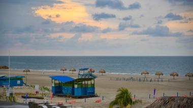 Desde este jueves abren Playa Azul para bañistas en Cartagena