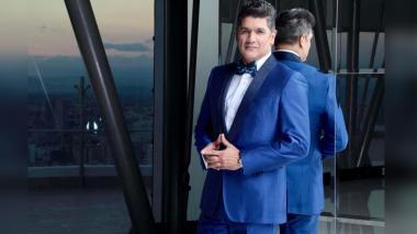 Eddy Herrera celebrará con música su nueva nominación en los Latin Grammy