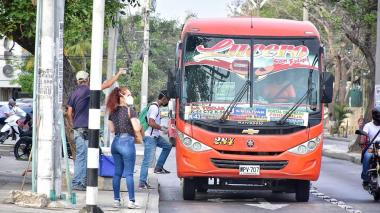 Transportadores piden al Distrito ampliar cupo de pasajeros