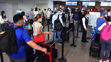 ¿Qué obras le faltan al aeropuerto?