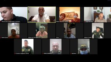 Vecinos de Villa Santos piden más presencia policial en el sector