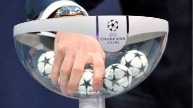 Sorteo de la Champions League para su edición de 2020/21.