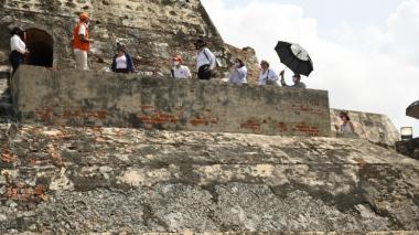 """""""Qué falta nos hacía el Castillo de San Felipe"""""""