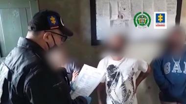 Fiscalía captura 53 personas en el país por delitos sexuales contra menores