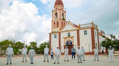 CRA inicia Brigadas de control ambiental en municipios del Atlántico