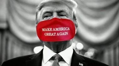Trump pospone todos los eventos de campaña tras contagio con Covid-19