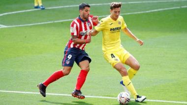 Villarreal, sin Bacca, silencia al Atlético de Madrid