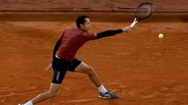 """Djokovic me lanzaba misiles"": Daniel Galán"