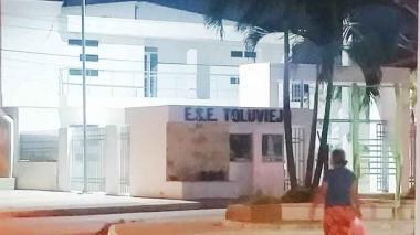 Sucre tiene un nuevo pabellón para atender pacientes con Covid-19