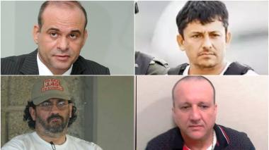 Mancuso, 'Jorge 40', 'Macaco' y Martín Llanos han sido algunos ex-AUC que han pedido entrar a la JEP.