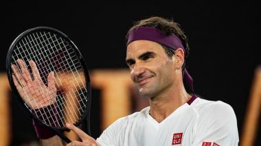Roger Federer tiene previsto jugar el Abierto de Australia el próximo año.