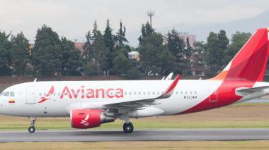 Avianca recibe aval de plan de financiamiento DIP en EE.UU.