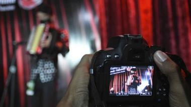 Solo la transmisión del evento de clausura del Festival Vallenato fue observado por 22 mil personas.