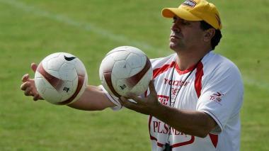 """Sobre Venezuela, Suárez cree que """"ha progresado"""" y hoy tiene una """"propuesta futbolística de buenos jugadores""""."""