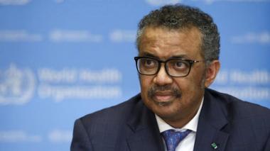 Director de la OMS no dijo que vendrá otra pandemia