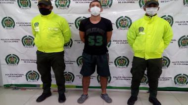 Cayó 'Triple X' el terror de los tenderos de Riohacha