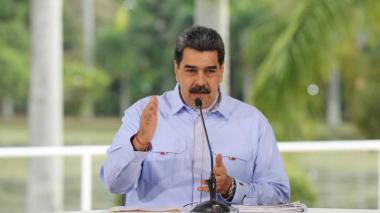 """Maduro anuncia """"ley antibloqueo"""" para la """"remontada económica"""" de Venezuela"""