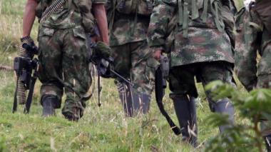 Disidencias de las Farc incineran un vehículo de la ONU en Caquetá