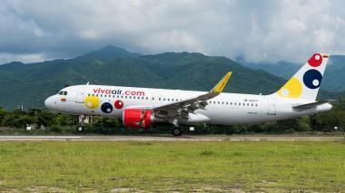 Viva Air ha movilizado 15 mil viajeros en Barranquilla
