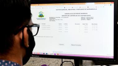 Impuestos distritales: 14 mil contribuyentes salieron de las deudas