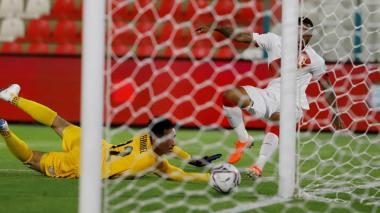 Paraguay 2, Perú 2: el equipo de Gareca sumó de visitante