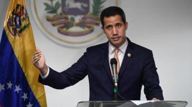 Guaidó llama a protestar en las calles contra las legislativas venezolanas