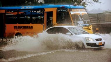 Soledad se declara en alerta por posible llegada de fuerte onda tropical