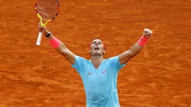 Rafael Nadal va perfecto en las finales de Roland Garros: doce ganadas de doce disputadas.