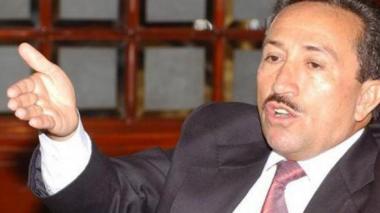 A la Justicia Especial proceso de lavado de activos de exgobernador Aguilar
