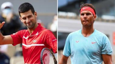 Las ocho eras de los Djokovic-Nadal