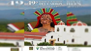 Barrancas se viste de fiesta con el Festival Nacional del Carbón