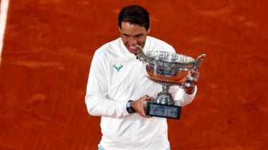 """""""No me he fallado a mí mismo"""": Rafael Nadal"""