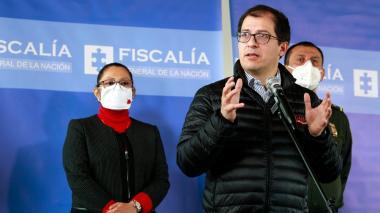 Fiscal Francisco Barbosa dio positivo para Covid-19