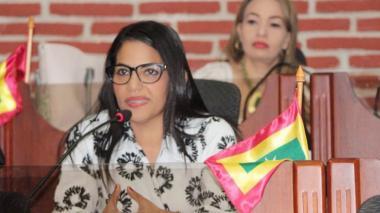 Secretaria General de Cartagena afirma que es víctima de acoso