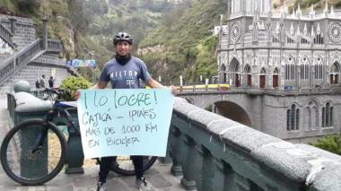 Alerta por muerte de ciclista en Chía