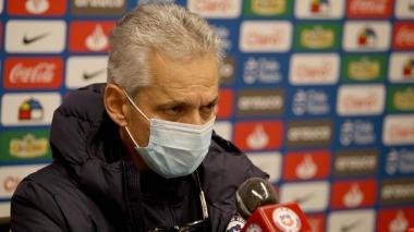 Reinaldo Rueda reconoció el gran momento que están pasando los jugadores de la Selección Colombia.