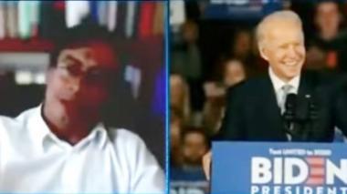Campaña de Trump usa video de Petro para atacar a Biden