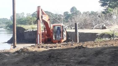 Debate en la Cámara por obras contra erosión en Salamina